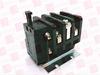 GENERAL ELECTRIC CR324C310A ( THERMAL OVERLOAD RELAY, 90-110AMP, 600VAC, 250VDC, 3P, AUTO/MAN, RESET NO/NC/COM TERMINALS ) -Image