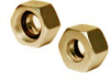 FM EO2-FUNCTIONAL NUT BRASS -- FM18LMS - Image