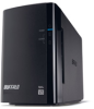 Buffalo 2 TB DriveStation Duo DAS Hard Drive Array -- HD-WL2TU3R1
