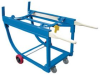 DELUXE ROTATING DRUM CARTS -- HRDC-1000-5PO - Image