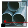 Galvanized Plain End Pipe -- 2-1/2
