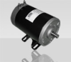 Brush Type DC Motors - Round Type 25W-500W D109 Series -- D109141 Series