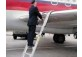 Aircraft De-Icing Ladder