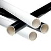 Black & White PVC Furniture Pipe -- 28274