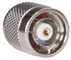 RG58 Coaxial Cable Reverse Polarized TNC M-F 20.0 ft -- CC58RP-20 -Image