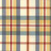 Cotton Rich Plaid Fabric -- R-Louise -- View Larger Image