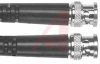 Cable Assy; 72 in.; 23 AWG; RG59B/U; Non Booted; Black Jacket; UL Listed -- 70197928 - Image