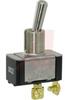 Switch, Toggle; 20 A @ 125 VAC, 10 A @ 277 VAC; SPST; Screw terminals -- 70118810 - Image