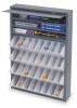 Bin Dispensing Cabinet,Tilt Out,Gray -- 590-95 - Image