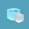Cube Beamsplitter Prism -Image