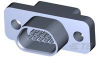 Microminiature & Nanominiature D Connectors -- 1-1532171-6 - Image