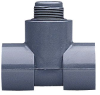PVC Tee Fittings -- GO-05620-33