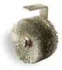 Replacement Roto Brush With Standard Holder, Stainless Steel Bristles -- A2307-6 -Image