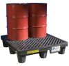 PIG Economy Poly Spill Containment Pallet -- PAK606