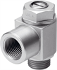 GRLA-10-UNF-B One-way flow control valve -- 151572