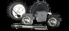 PVC Variable-Area Flowmeter -- 2221FG