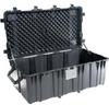 Pelican 0550 Transport Case - No Foam - Black   SPECIAL PRICE IN CART -- PEL-0550-001-110 -Image