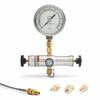 DP0V (100 psi / 7 bar) pump, 15 psi analog gauge, 3ft hose, 1/4