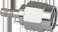RP-SMA Male Cable End Crimp -- CONREVSMA007