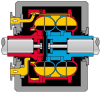 Fluid Coupling -- 1000 DTPK - Image