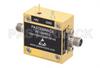 20 dBm P1dB, 26.5 GHz to 40 GHz, Medium Power Broadband Amplifier, 30 dB Gain, 6 dB NF, 2.92mm -- PE15A4022 -Image