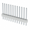 Rectangular Connectors - Headers, Male Pins -- 0022032122-ND -Image