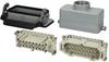 Rectangular connector kit ILME MNLS-16IV32