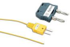 Thermocouple (K-Type) and Temperature Probe Adapter -- Agilent U1186A