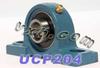 20mm Bearing UCP204 + Pillow Block Cast Housing -- kit924