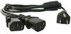 StarTech.com Standard Y Computer Power Cord NEMA 5-15P to.. -- PXT101Y