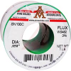 WS482 3% WATER SOLUABLE CORE SOLDER, SN100C, .050 -- 70054284