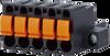 Spring Clamp Pluggable Terminal Blocks -- SP066xxvbpf