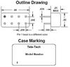 Double Balanced Mixer -- MR85-27 -- View Larger Image