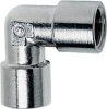 Nickel Plated Brass Pipe Fitting -- 2013 04-00 -- View Larger Image