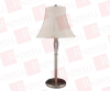 SUNPARK 60120PG ( TABLE LAMP & FLOOR LAMPSHADE , FIBER SATIN NICKEL 1 X GU24 26W, 2700K ) -Image