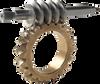 Custom Worm and Wormwheel Gears