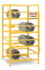 LITTLE GIANT Gas Cylinder Cages -- 1238900