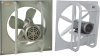 Explosion Proof Motors Exhaust Wall Fans -- High Pressure High Velocity