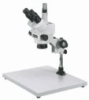 Stereozoom microscope system with boom stand and holder -- GO-48402-06
