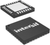 Synchronous Step Down Controller with Sourcing and Sinking LDO Regulator -- ISL88550AIRZ