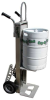 Ergonomic Beverage Cart -- Erg-O-Cart - Image