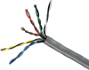 Quabbin Multipair Instrumentation, Audio, Control, Broadcast, AWM 2464 – 20 AWG, 2 Conductor, Unshielded, PVC -- 6130 -Image