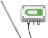 Humidity/Temperature Transmitter for Intrinsically Safe Applications -- EE300Ex