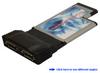 2-Port SATA II ExpressCard -- 5652E - Image