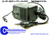 Linear Transformers and Power Supplies -- A-12V0-1A0-ED23 - Image