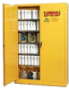 Eagle YPI47 EAGLE Yellow Paint & Ink Safety Cabinets 60 Gallon -- 048441-33492