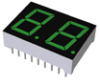 Two Digit LED Numeric Displays -- LB-502MD