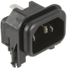 Power Entry Connectors - Inlets, Outlets, Modules -- 486-2271-ND -Image