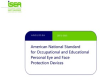 ANSI/ISEA Z87.1-2015 American National Standard for Occupational and Educational Personal Eye and Face Protection Devices - Electronic Copy -- E_Z87_1_2015