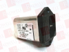 TYCO 6EGG1-1 ( POWER ENTRY MODULE, PLUG, 6A; PRODUCT RANGE:GG SERIES; GENDER:PLUG; VOLTAGE RATING:250VAC; CURRENT RATING:6A; CONNECTOR MOUNTING:FLANGE MOUNT; CONTACT TERMINATION TYPE:QUICK CONNECT;... -Image